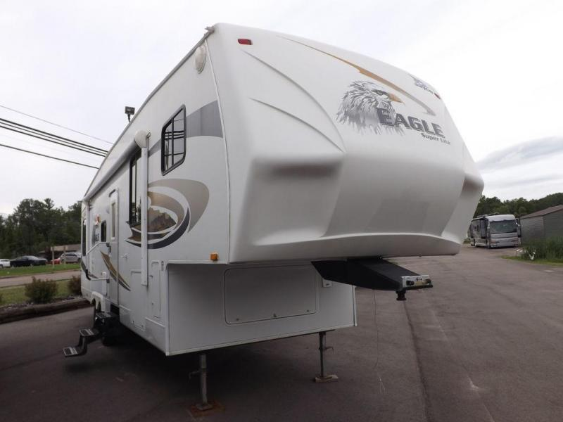 2012 Jayco Eagle Super Lite 30.5RLS