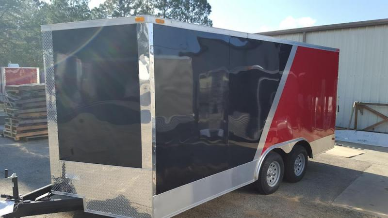 2019 Quality Cargo 8.5 x 30 TR3 Enclosed Cargo Trailer