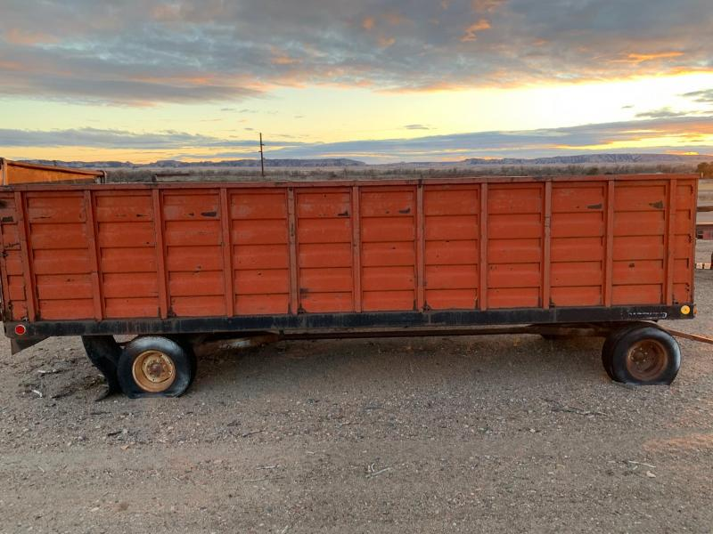 Tradewind 20' Grain Box