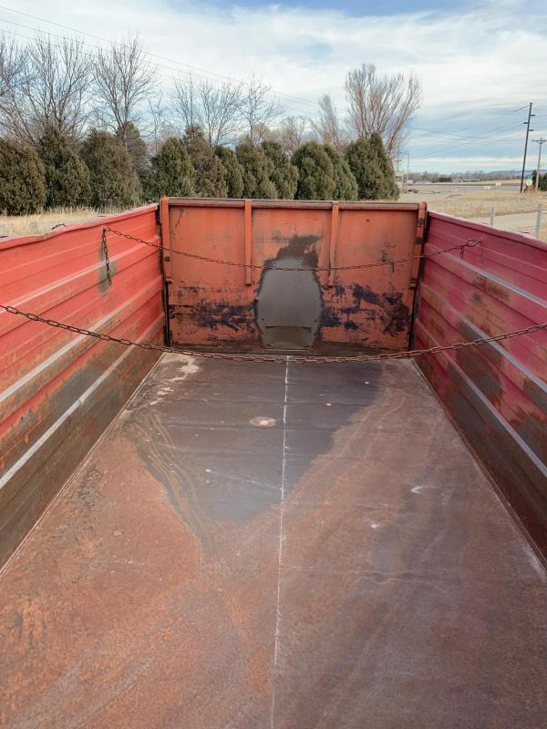 16' Knaphide Grain Box