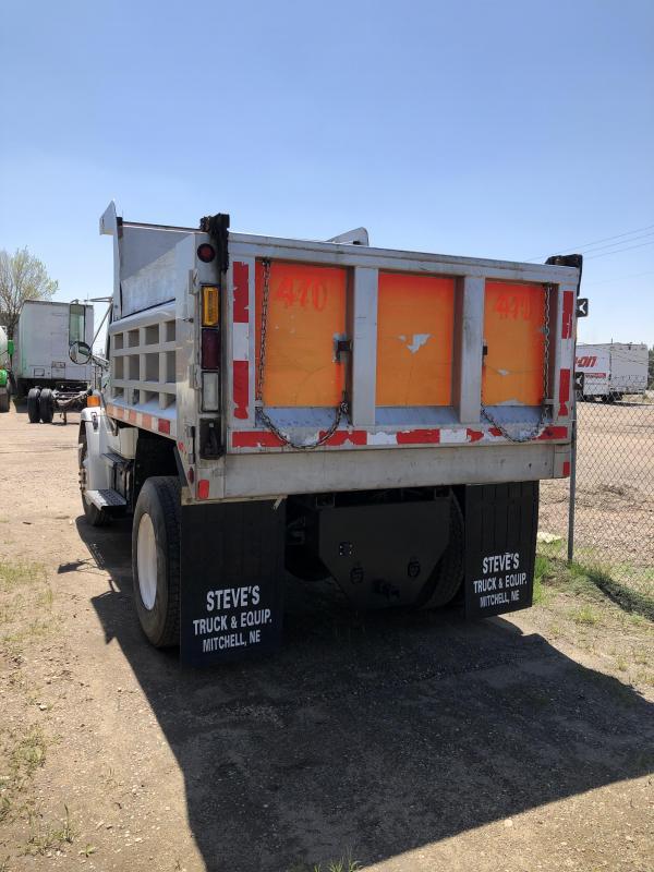 2001 Freightliner FL-60 Dump Truck