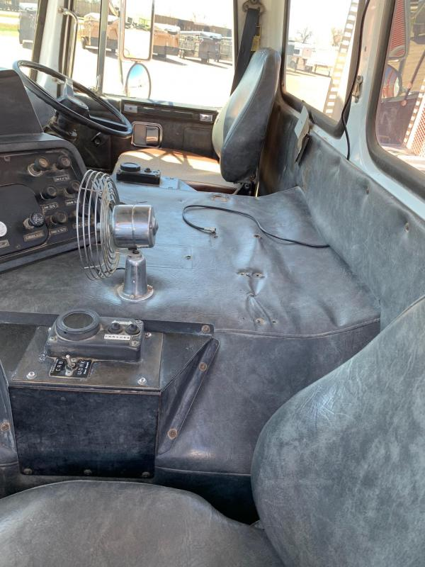 1991 Volvo Cab Over Truck