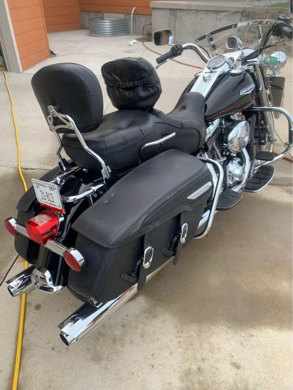 2000 Harley Davidson Road King Classic Motorcycle FLHRCI