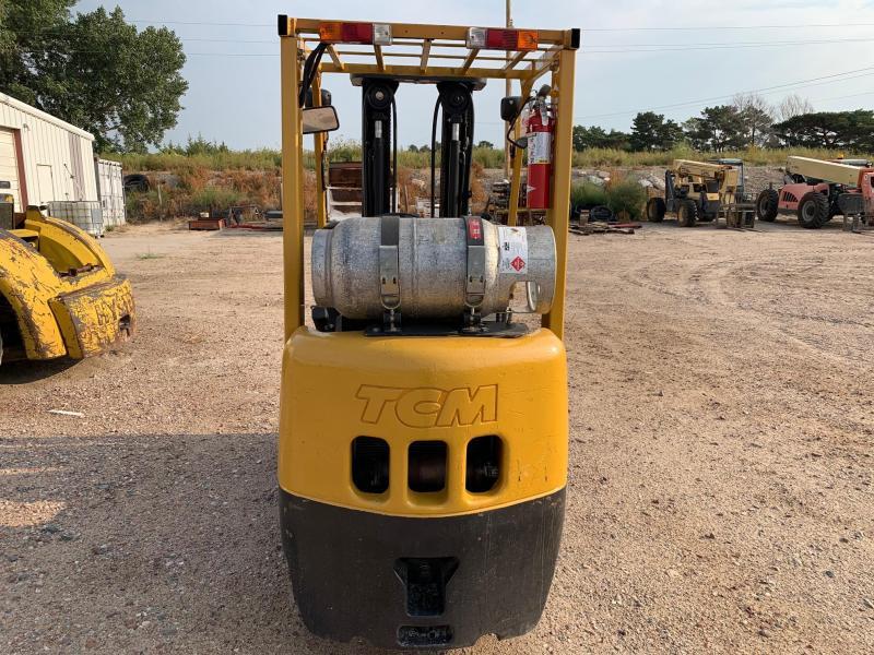 2005 TCM FCG15-3L Forklift
