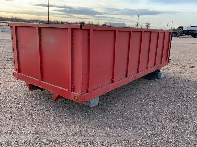 Aulick 16' Grain Box