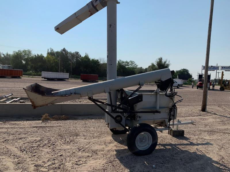 2001 Automatic Equipment MFG Roller Mill Specialty Trailer