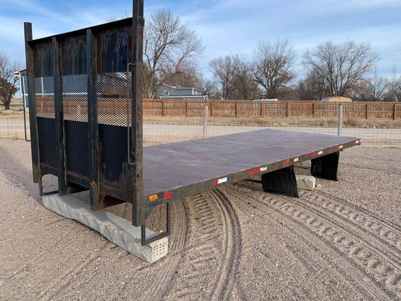 20' x 8' Flatbed Truck Bed