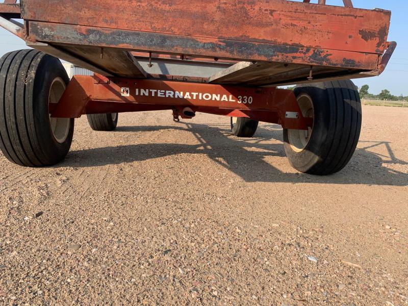 International 330 Running Gear Trailer