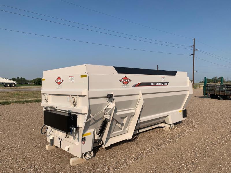 2020 Kuhn BTC 155 Feed Box