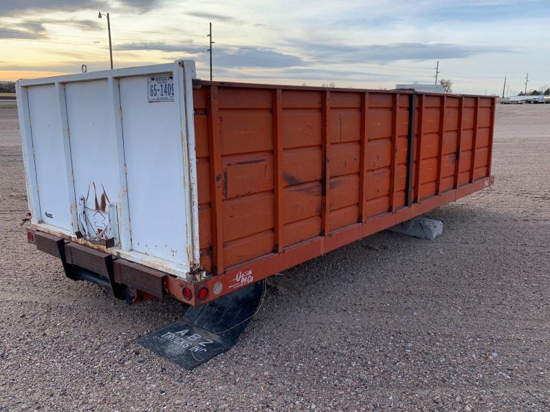 OBECO GRAIN BOX 20 FT