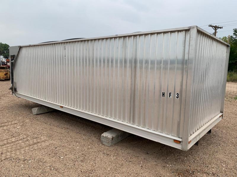 22' Aluminum Grain Box Truck Bodies