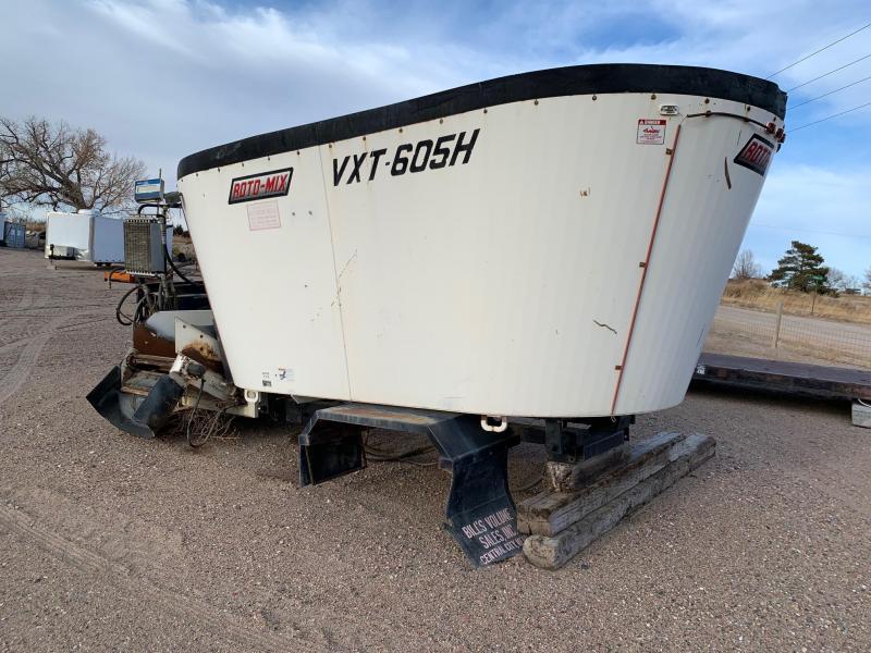 Roto Mix VXT-605H