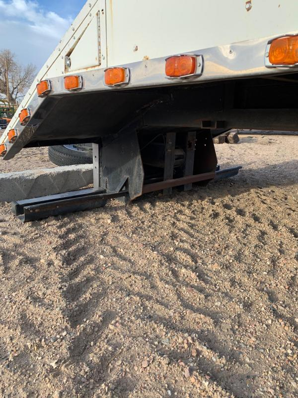 Mobile Wash Truck Bed