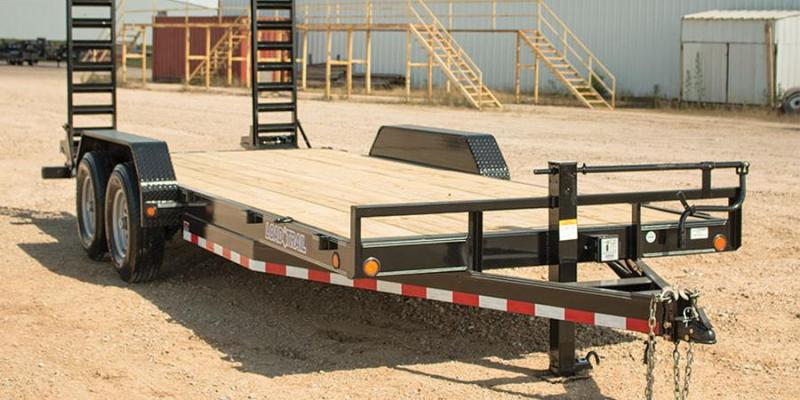 2021 Load Trail 18SKID Utility Trailer