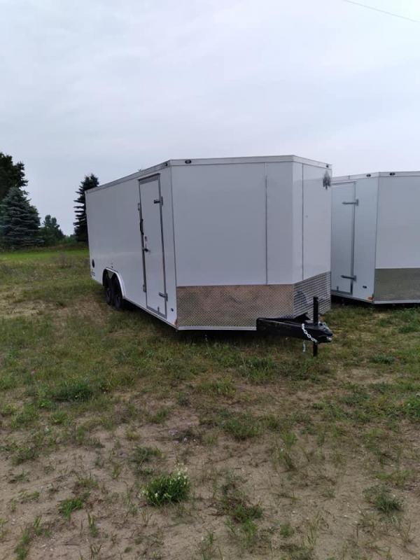 2021 Rhino Trailers ENCLOSED Enclosed Cargo Trailer