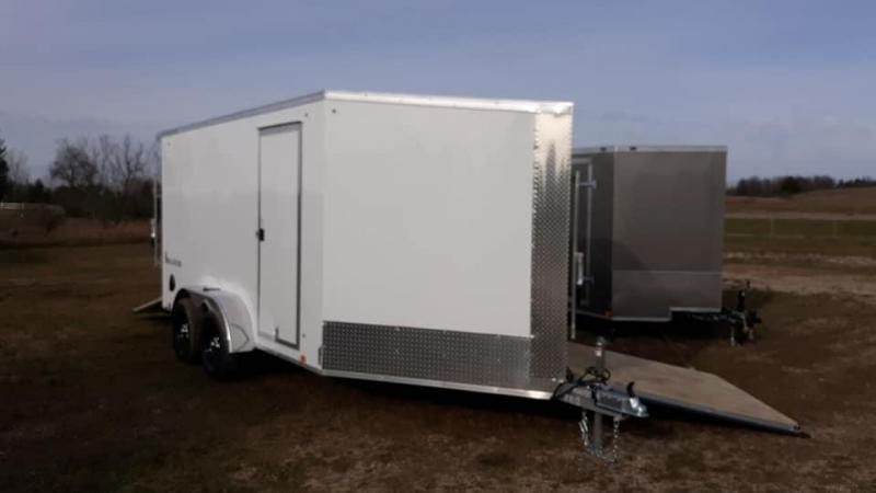 2021 Look Trailers AVALANCHE Snowmobile Trailer