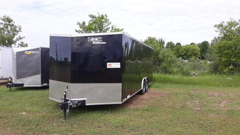 2021 Look Trailers CARGO Enclosed Cargo Trailer