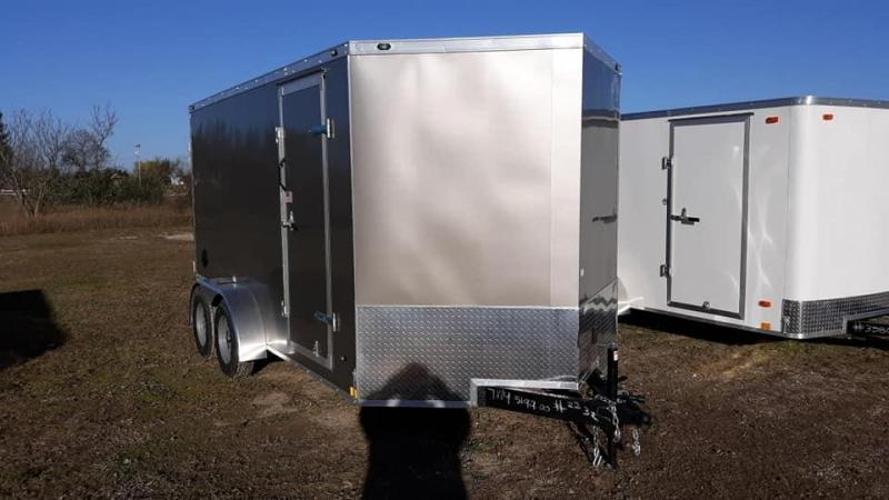 2021 Rhino Trailers SAFARI Enclosed Cargo Trailer