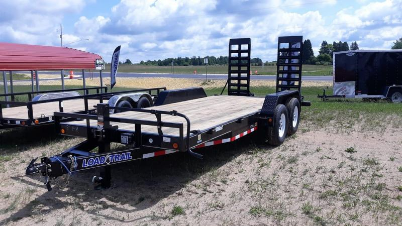 2021 Load Trail SKID Equipment Trailer