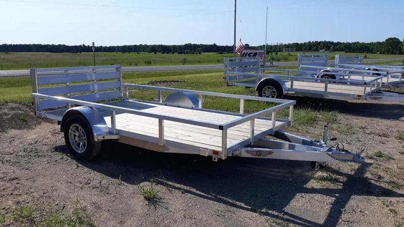 2021 H and H Trailer LANDSCAPE Utility Trailer