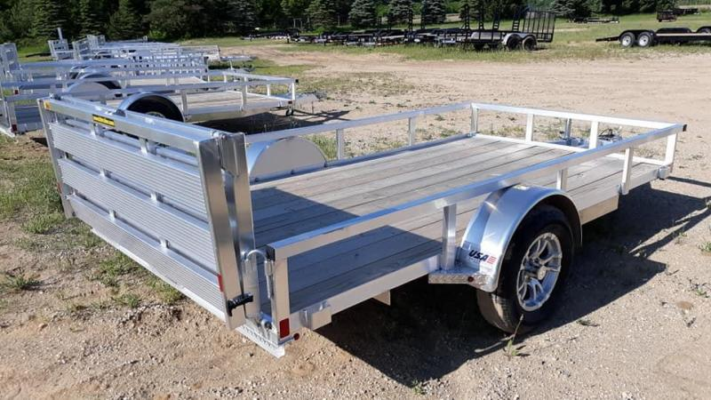 2020 H and H Trailer LANDSCAPE Utility Trailer