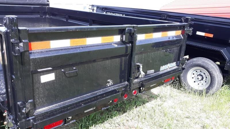 2021 Load Trail DUMP Material Handling
