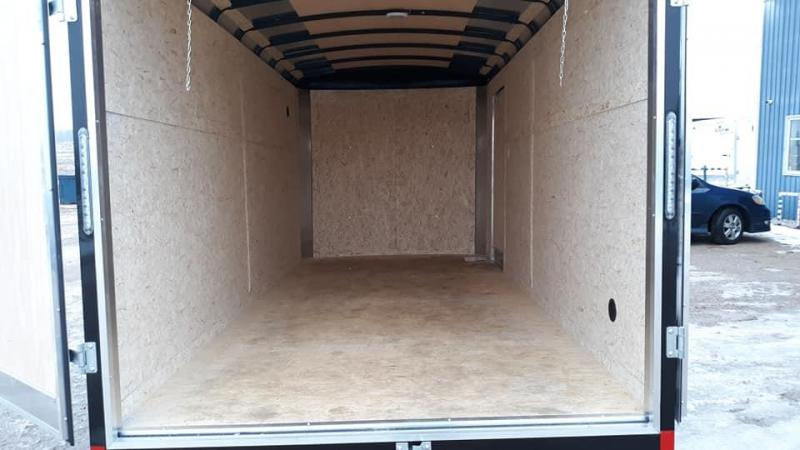 2021 Rhino Trailers ORION Enclosed Cargo Trailer