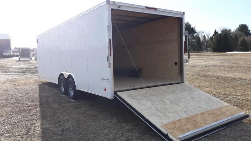 2021 Haulmark PASSPORT Enclosed Cargo Trailer