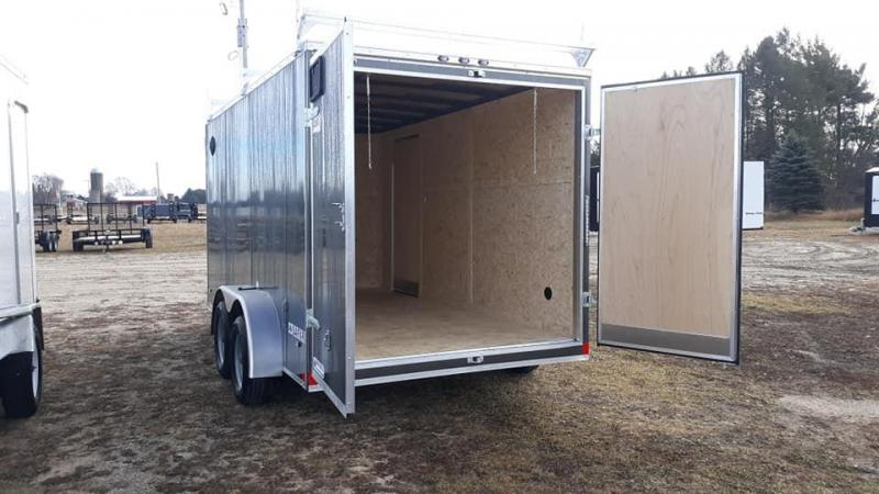 2021 Rhino Trailers SAFARI Enclosed Cargo Trailer