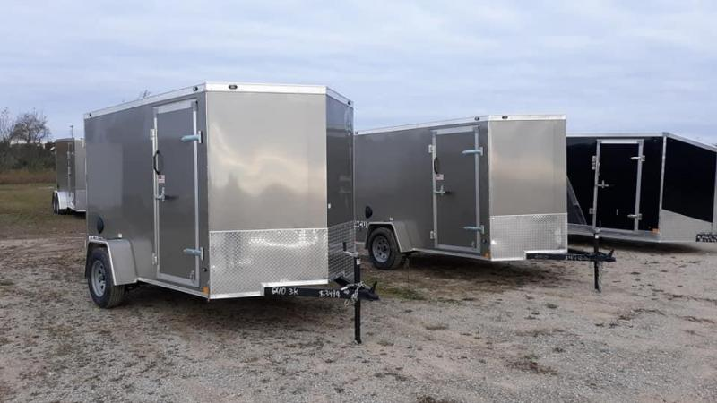 2020 Rhino Trailers CUB Enclosed Cargo Trailer