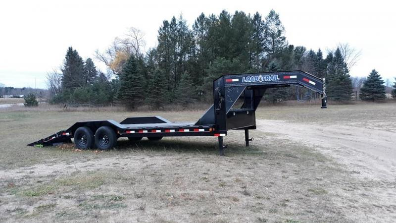 2021 Load Trail GOOSENECK Equipment Trailer
