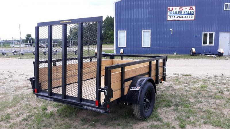 2020 H and H Trailer WOODSIDE LAND Equipment Trailer