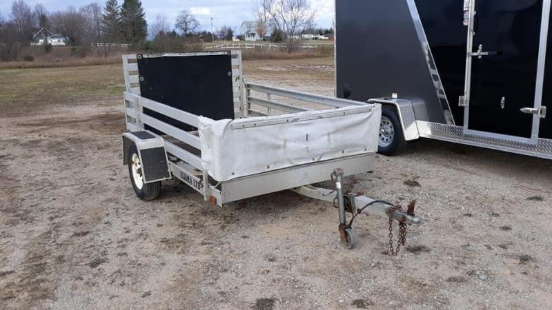 1994 Other USED Utility Trailer