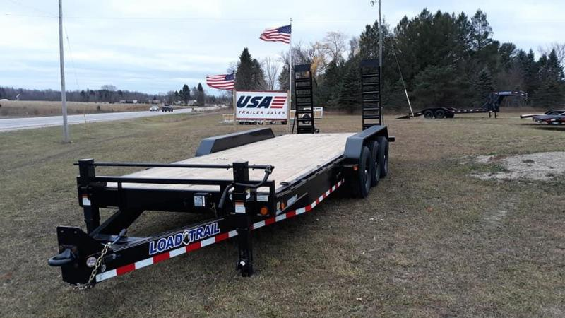 2021 Load Trail TRI-AXLE Equipment Trailer