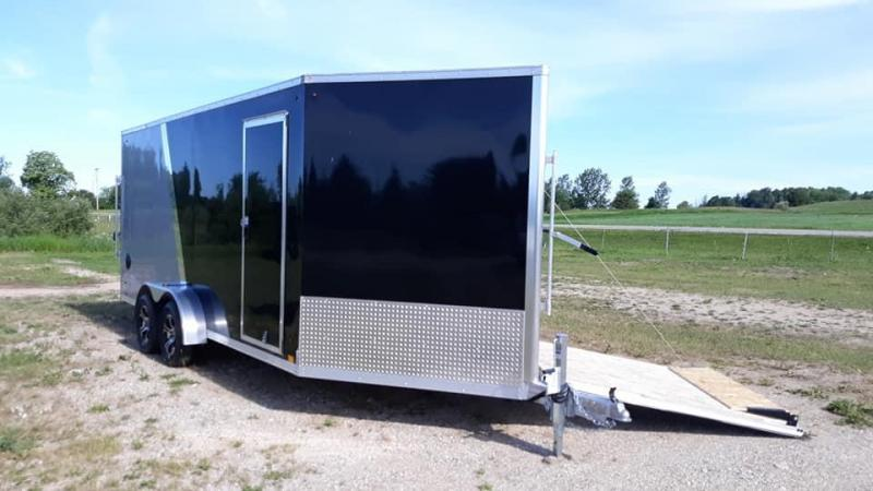2020 Look Trailers AVALANCHE Enclosed Cargo Trailer