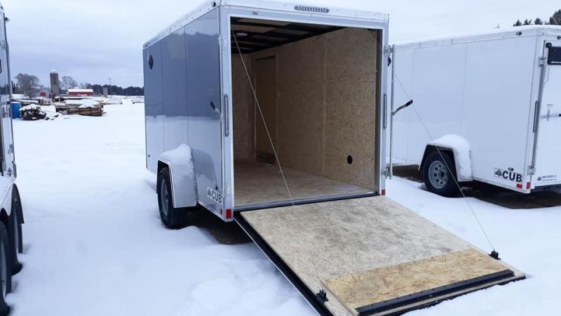 2021 Rhino Trailers CUB Enclosed Cargo Trailer