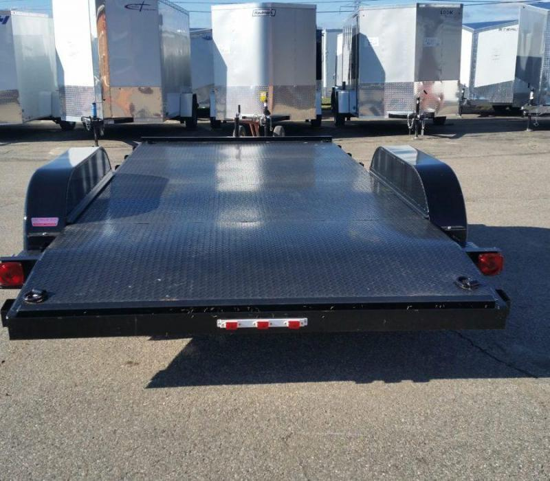 2020 American Manufacturing Operations (AMO) UT20282X20 Flatbed Trailer