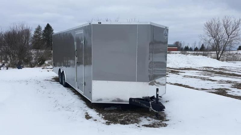 2021 Rhino Trailers SAHARA Enclosed Cargo Trailer
