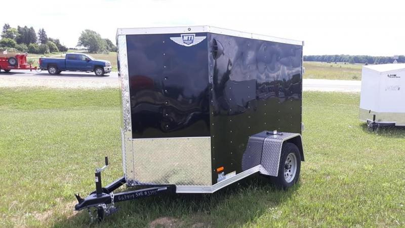 2021 MTI Trailers CARGO Enclosed Cargo Trailer