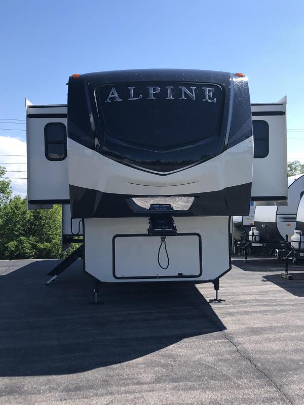 2021 Keystone RV Alpine 3712KB Fifth Wheel Campers RV