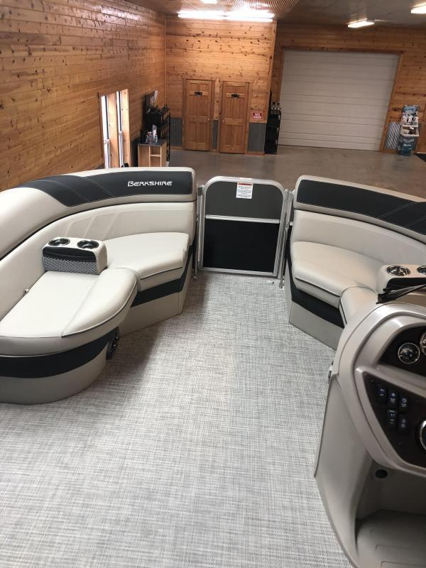 2021 Forest River, Inc. Berkshire XL 22RFXLE2.75 Pontoon Boat