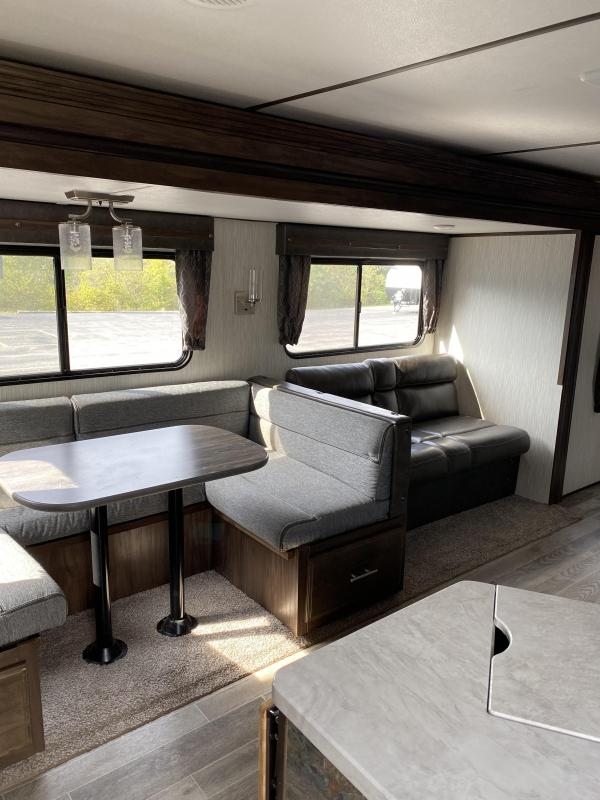 2019 Forest River Alpha Wolf 29DQ-L Travel Trailer RV