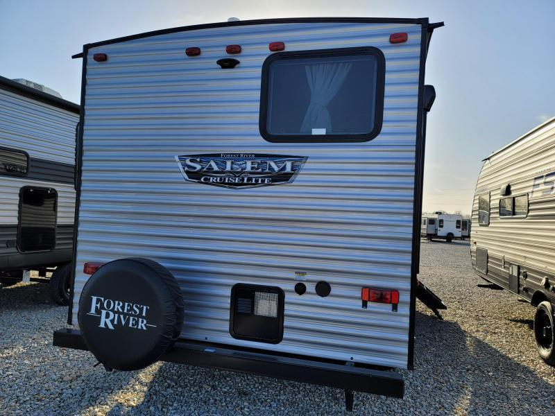 2021 Forest River Salem Cruise Lite 19DBXL Travel Trailer RV