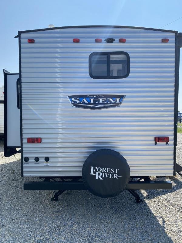 2022 Forest River Salem 22RBS Travel Trailer RV