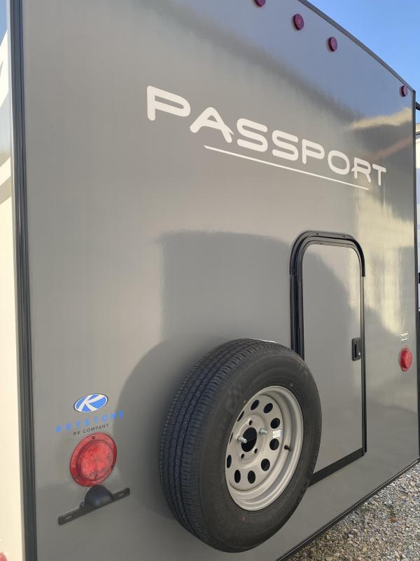 2022 Keystone RV Passport SL 268BH Travel Trailer RV