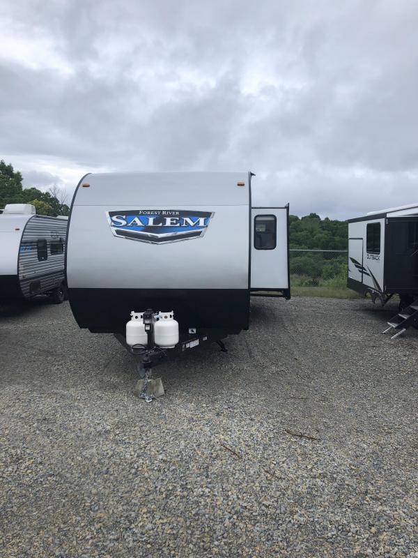 2021 Forest River Salem 29VBUD Travel Trailer RV