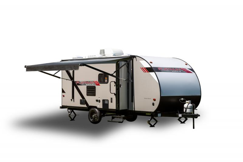 2021 Forest River Wildwood FSX 270RTK Toy Hauler RV