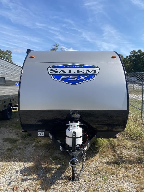 2022 Forest River Salem FSX 178BHSK Travel Trailer RV