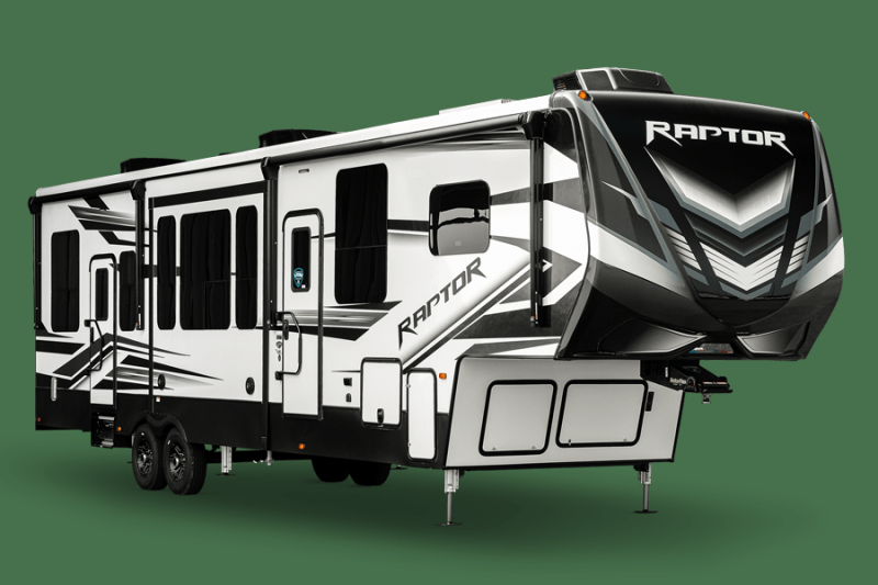 2021 Keystone RV Raptor 423 Toy Hauler RV