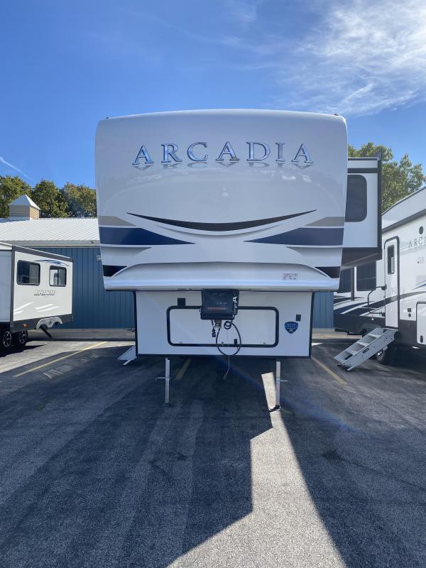 2022 Keystone RV Arcadia 3660RL Fifth Wheel Campers RV